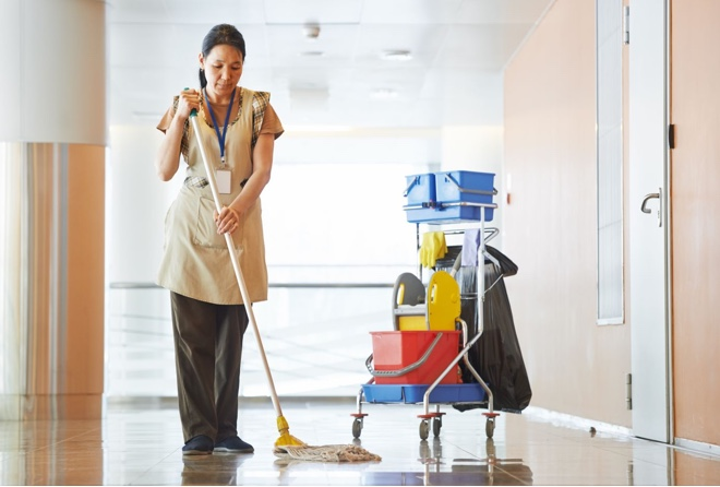 Full time housemaid required in Nehru place